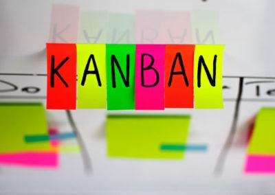 Kanban System Design 10 Diciembre a las 8:30am al 11 Diciembre a las 4:30pm